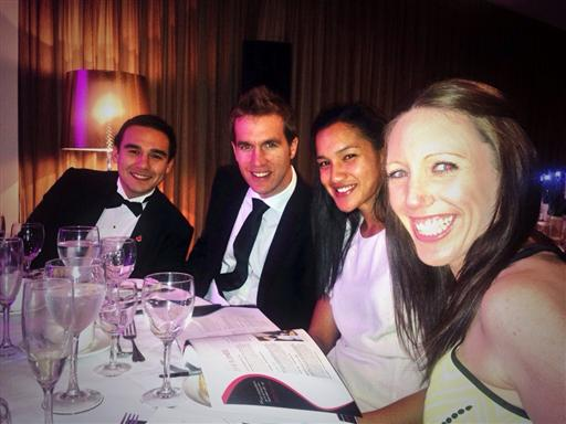 Wandsworth Business Awards team night
