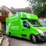 Kiwi Movers Company Removal Van