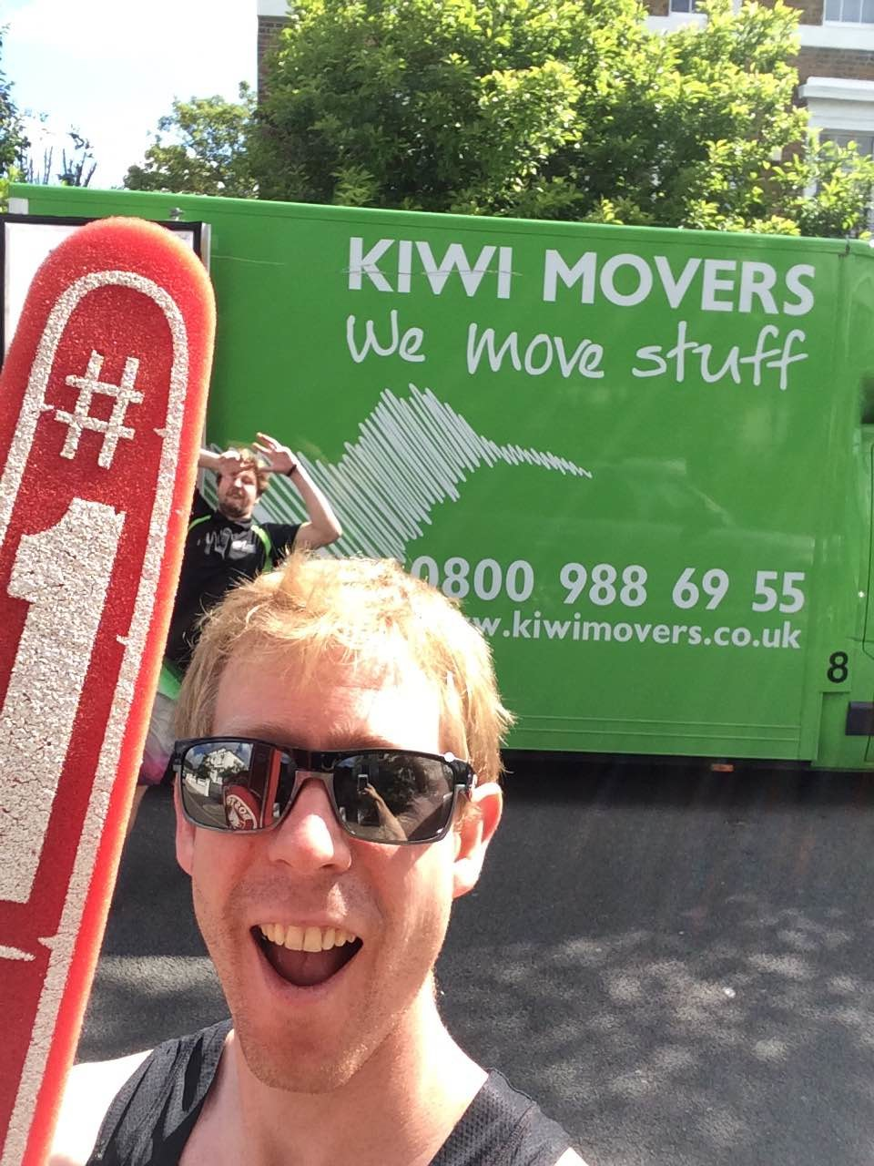 London Movers - July mover of the month