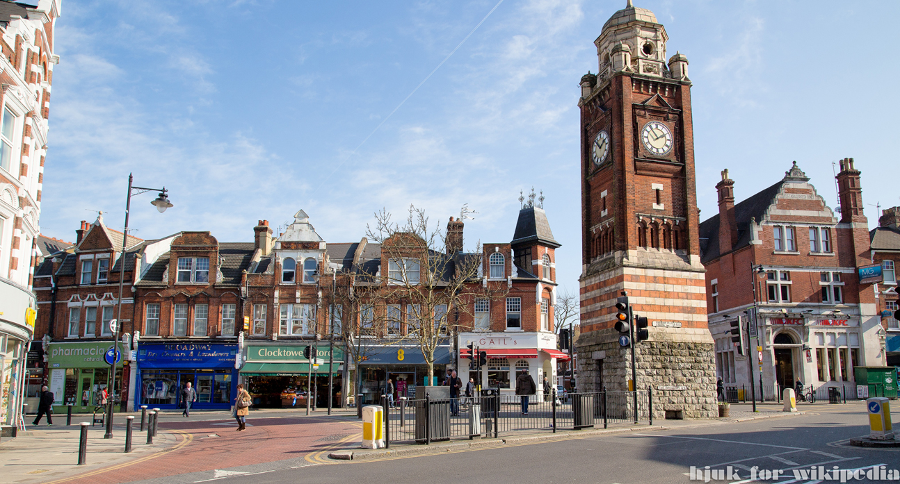 Best neighbourhood for Kiwis in London