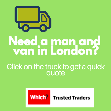 Get a quick quote for a man and van service