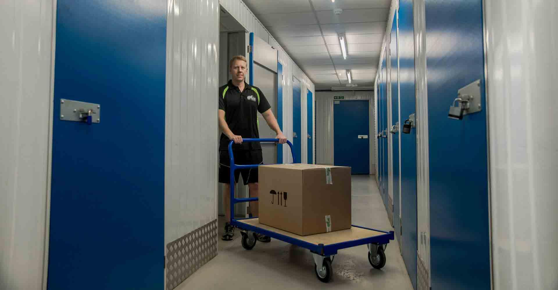 twickenham storage