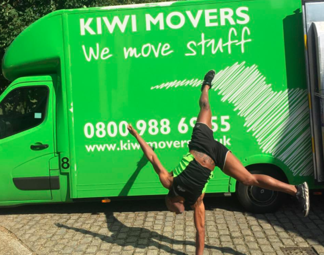 Moving house in London according to a fitness instructor