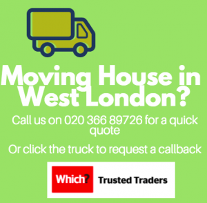 Moving house in West London? 020 366 89726 for a quick quote