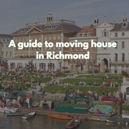 A guide to moving house Richmond west London