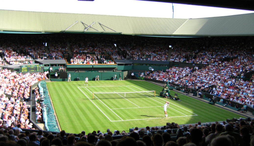 Wimbledon centre court SW19