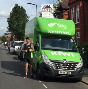 Moving company London
