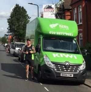 Moving company London