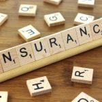 Insurance scrabble text