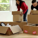 moving fragile boxes